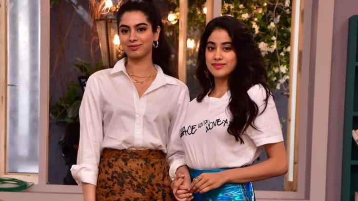 Khushi Kapoor Turns Nineteen And Sister Janhvi Kapoor Misses Her