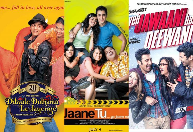 Top Bollywood Romantic Comedies