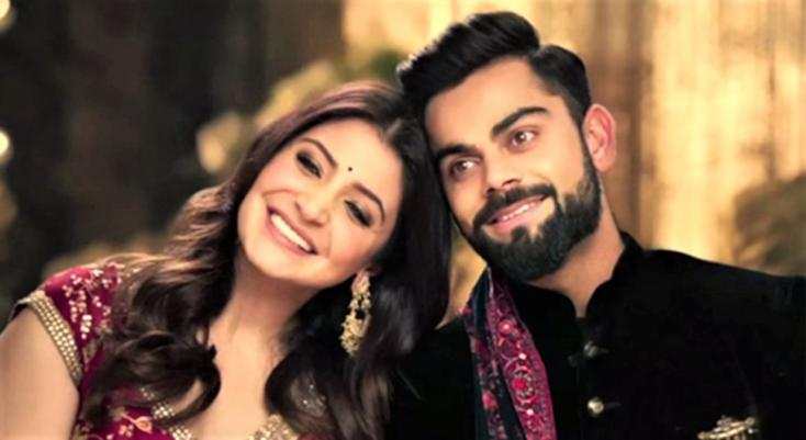 Virat Kohli and Anushka Sharma Maybe Charging THIS Huge Sum for an Endorsement