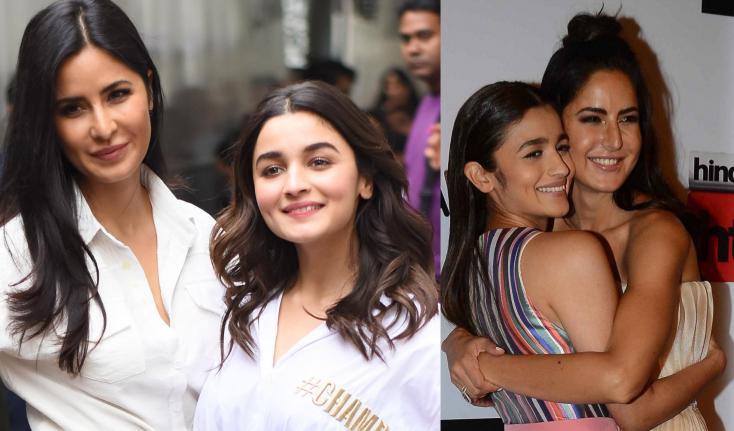 Katrina Kaif Hints That She and Alia Bhatt Are No Longer Friends