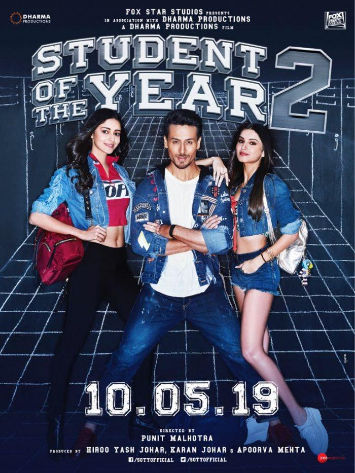 Box Office Collection Student of the Year 2: 12 Crore Opening, Dharma Happy