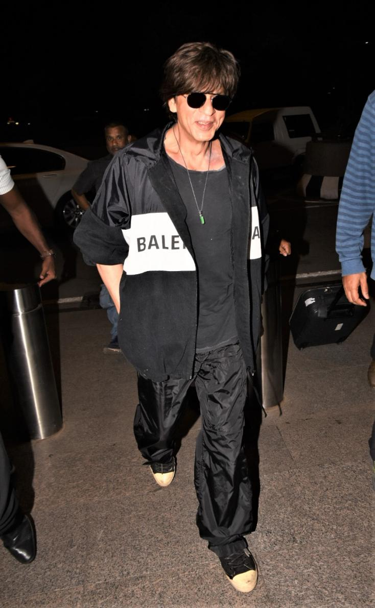 Shah Rukh Khan Responds to Reports About Signing Ali Abbas Zafar's Action Flick