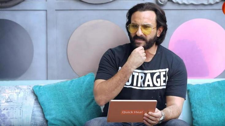 Saif Ali Khan's Witty Responses to Mean Tweets About Him; Says He Wanted to Return the Padma Shri Award