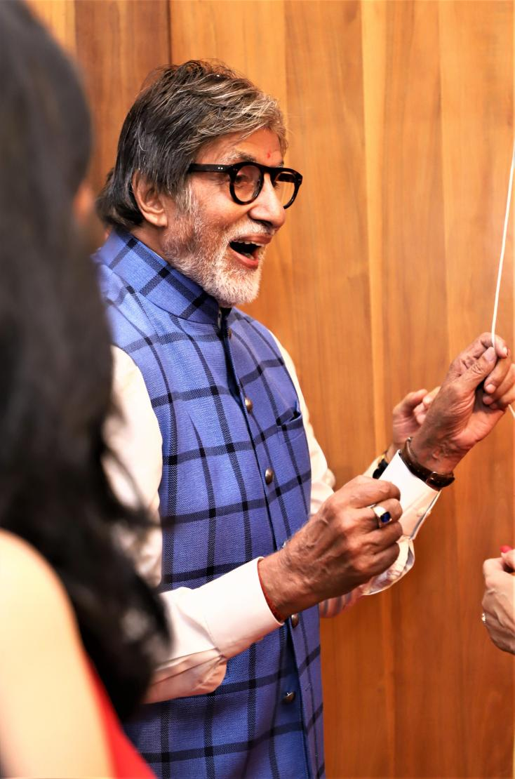 Amitabh Bachchan Narrates the Day he got Married