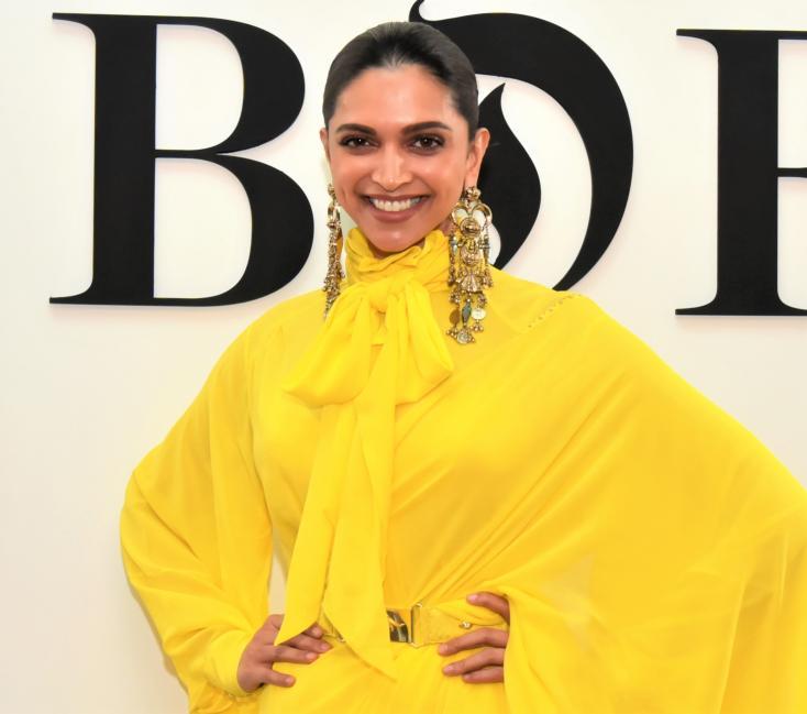 Deepika Padukone's Best Yellow Looks