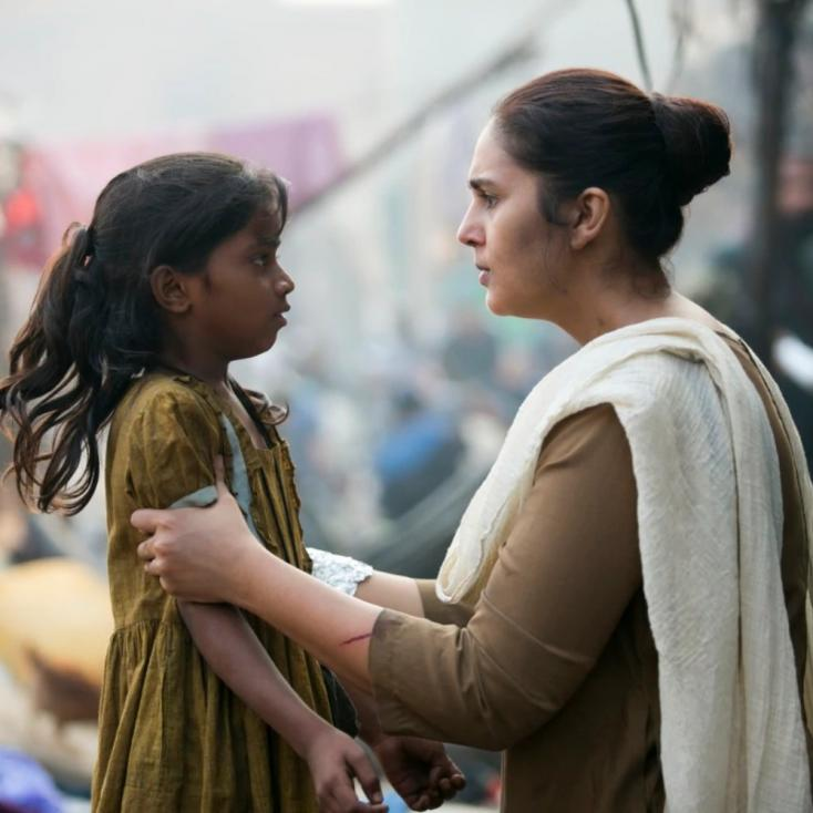 Netflix's Leila Review: Huma Qureshi and Deepa Mehta's Webseries is a Story of Dystopia