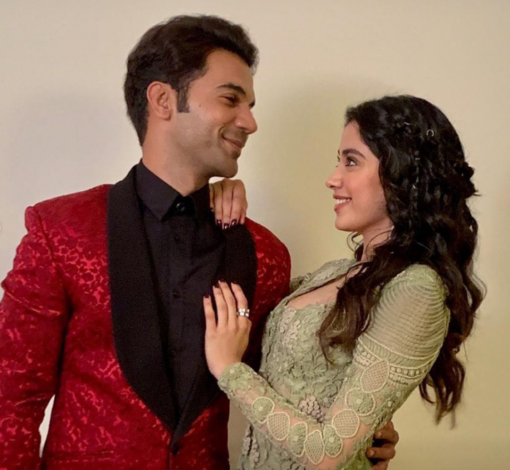 Rajkummar Rao Talks About Working With Co-Star Janhvi Kapoor in Horror-Comedy Film RoohiAfza