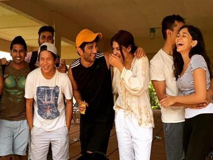 Sushant Singh Rajput and Rhea Chakraborty Vacationing Together in Ladakh?