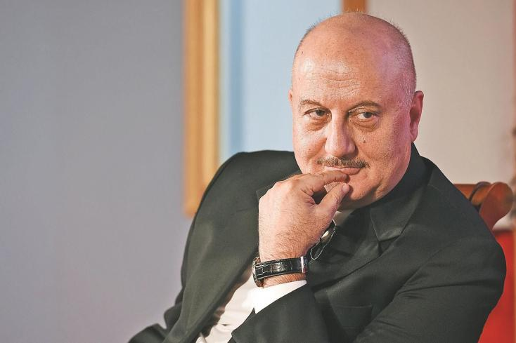 Anupam Kher Reveals Mogambo's Role was Offered to him Before Amrish Puri