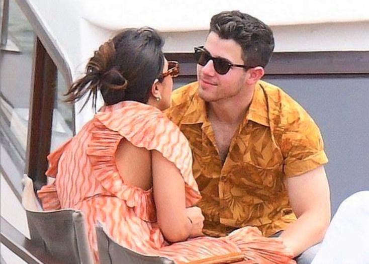 Priyanka Chopra Stares at Nick Jonas in Awe at Recent Concert
