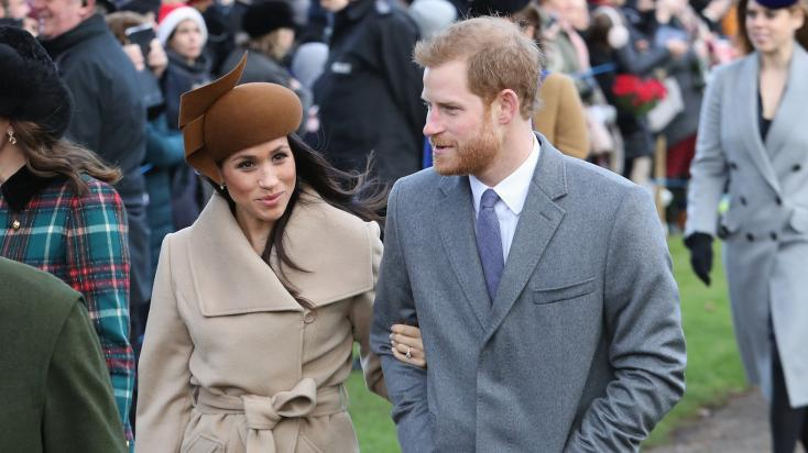 Did Prince Harry Ask Meghan Markle to Move to London?