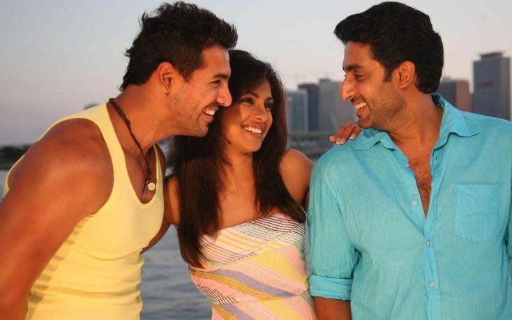 Dostana: Looking Back at Priyanka Chopra, Abhishek Bachchan and John Abraham's Film