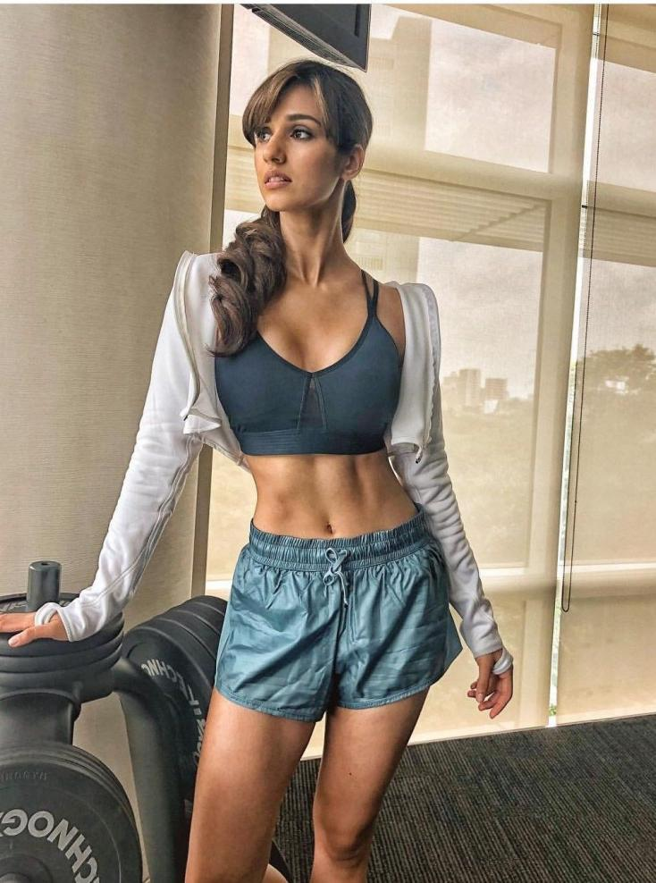 Disha Patani's Latest Videos Are Serving As Major Fitness Goals