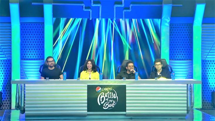 Pepsi Battle of the Bands, Season 4:  Back to Introduce New Talent