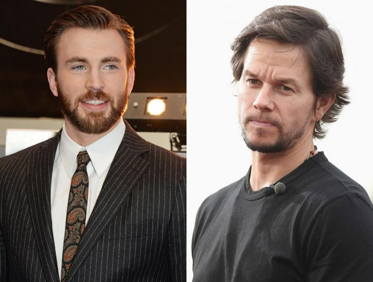 Chris Evans to Be Replaced by Mark Wahlberg in Infinite