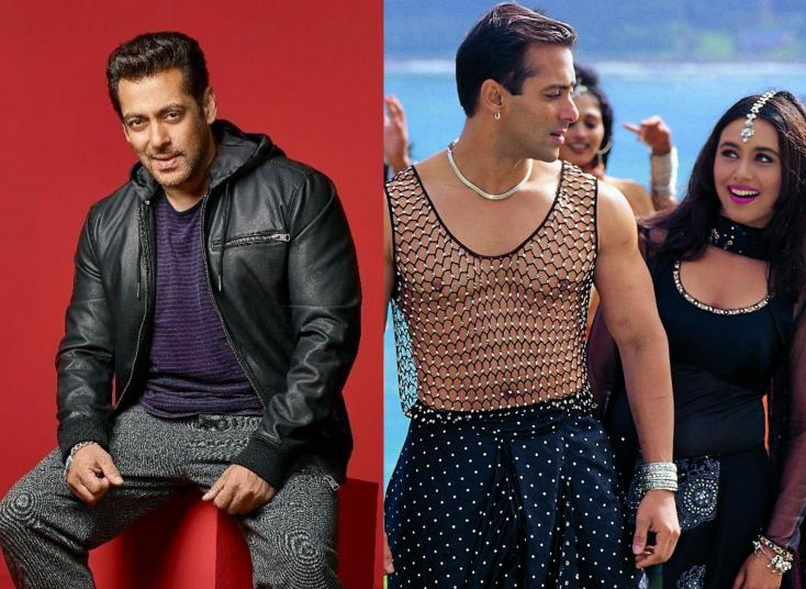 Salman Khan Gets Nostalgic About 'Har Dil Jo Pyar Karega...' As He Posts Art Video to Instagram!