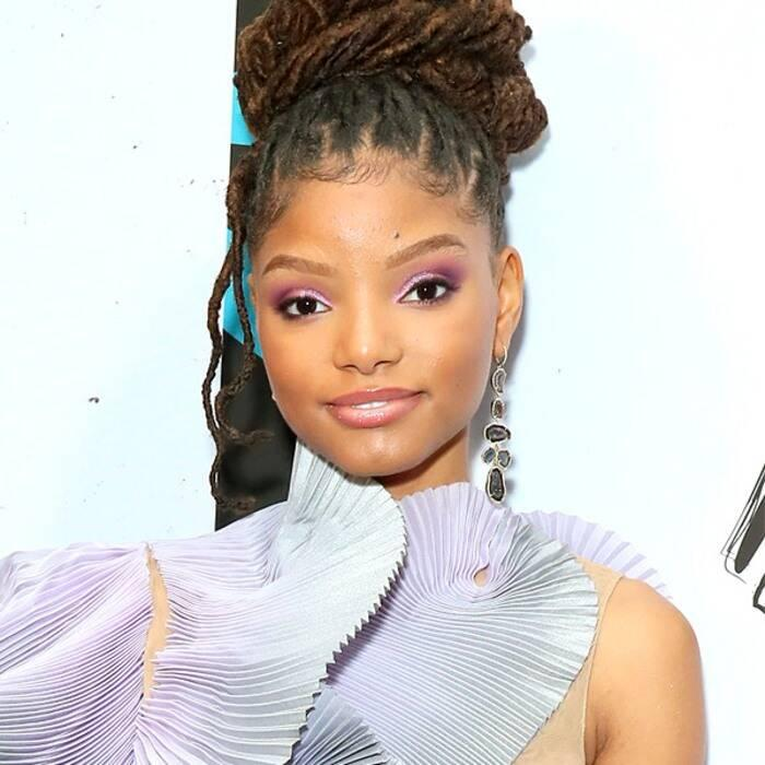 Halle Bailey is Ariel in Disney's live-action 'The Little Mermaid'
