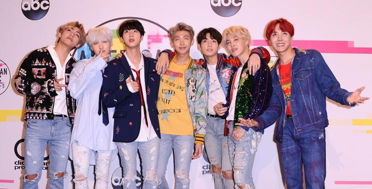 South Korean Pop Sensation BTS to Get a Star On Dubai Walk of Fame
