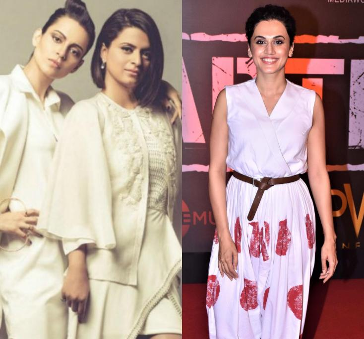 Taapsee Pannu On Being Called Kangana's 'Sasti Copy': If Someone Trolls You That Means You Matter