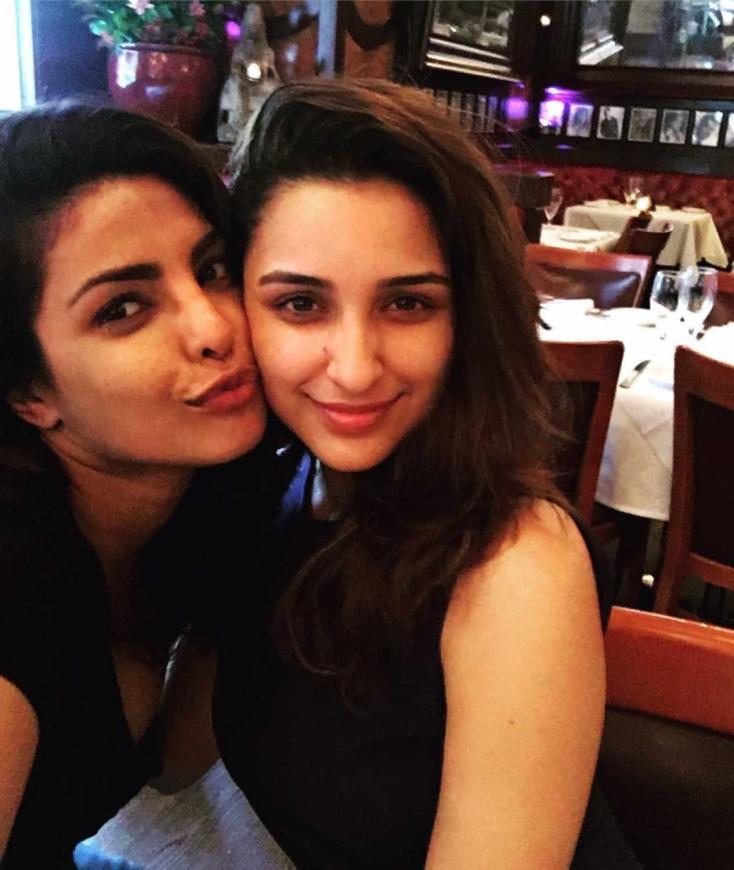 Parineeti Chopra Wants to Work with Priyanka Chopra on This Genre