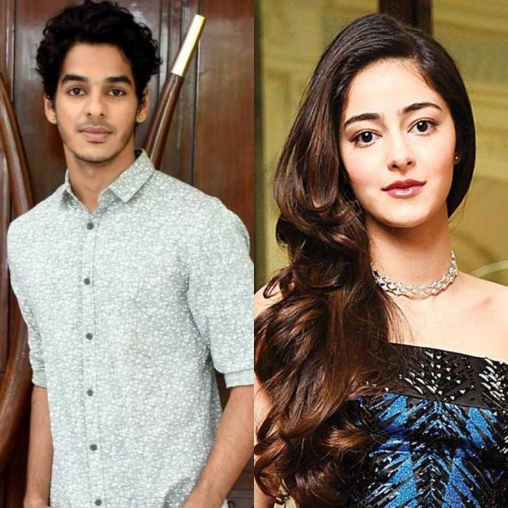 Ishaan Khatter and Ananya Panday to Star in Ali Abbas Zafar's Debut Production