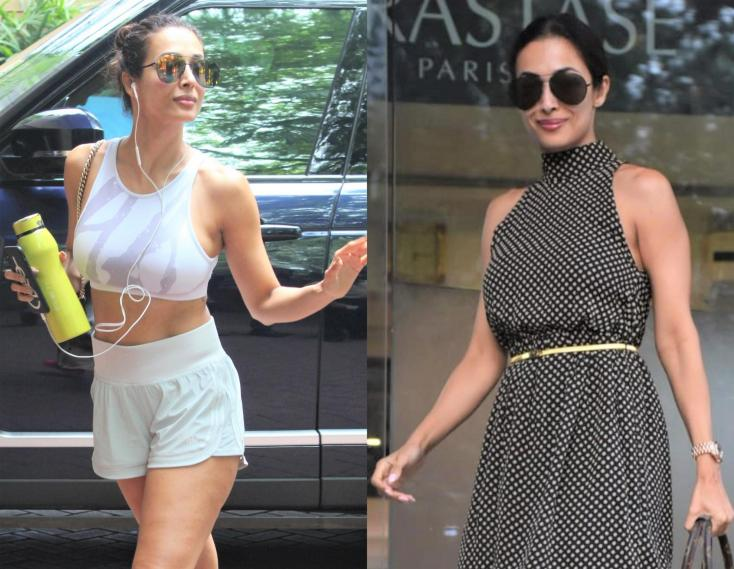 Malaika Arora Goes From Gym Glam to Salon-Ready in a Day! Check Out Her Dynamic Style