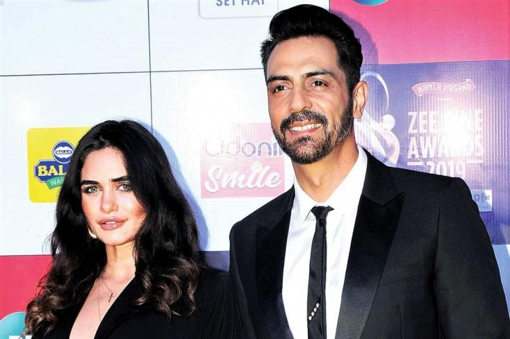 Arjun Rampal and Girlfriend Gabriella Demetriades Become Proud Parents of Baby Boy