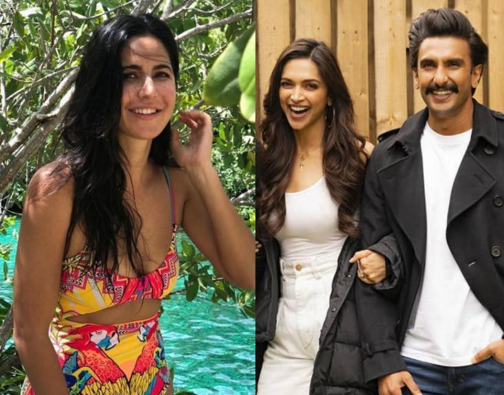 Katrina Kaif Rubbishes Reports of Being Offered Deepika Padukone's Role in 83