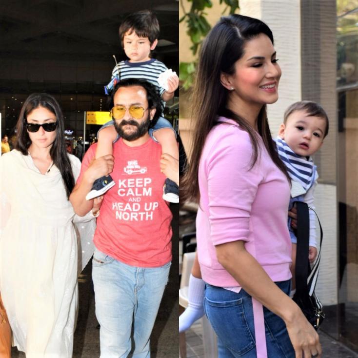 Kareena Kapoor and Saif Ali Khan Not Happy with Comparison of Taimur to Sunny Leone's Son