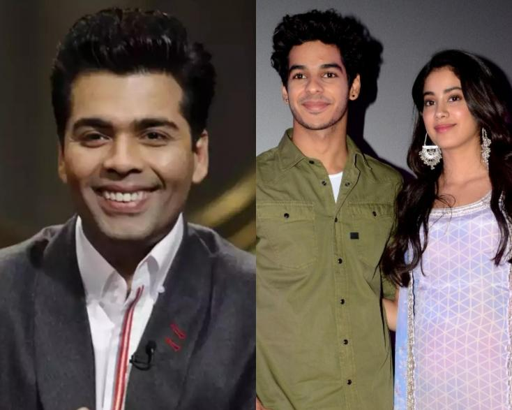 Karan Johar Rubbishes Reports of Casting Janhvi Kapoor and Ishaan Khatter in Dear Comrade Remake