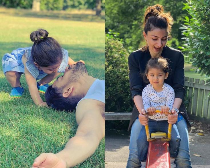 Soha Ali Khan's Latest Instagram Post is Too Cute for Words