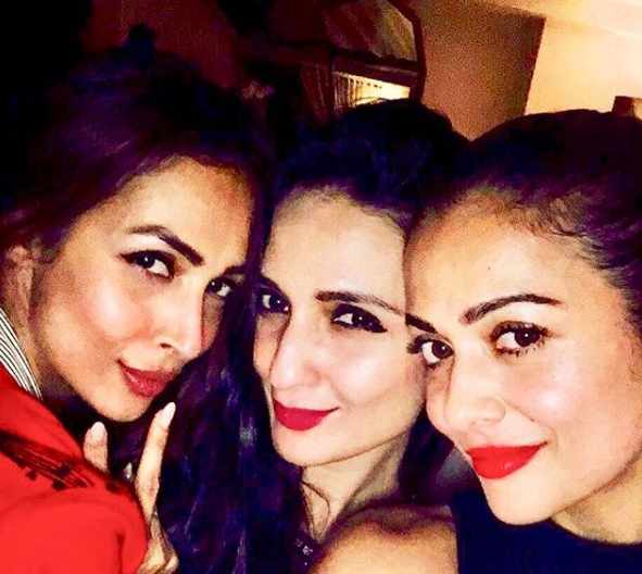 Malaika Arora and Her Uber Hot Billionairess BFF Anu Dewan Are Having a Ball and We're Clearly Jealous