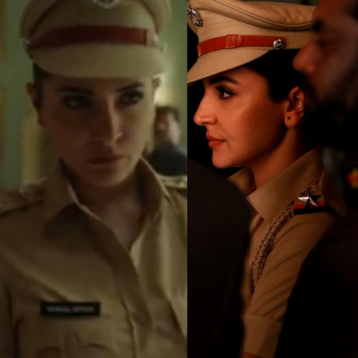 Anushka Sharma Plays a Cop in this New Television Commercial for Sanitaryware