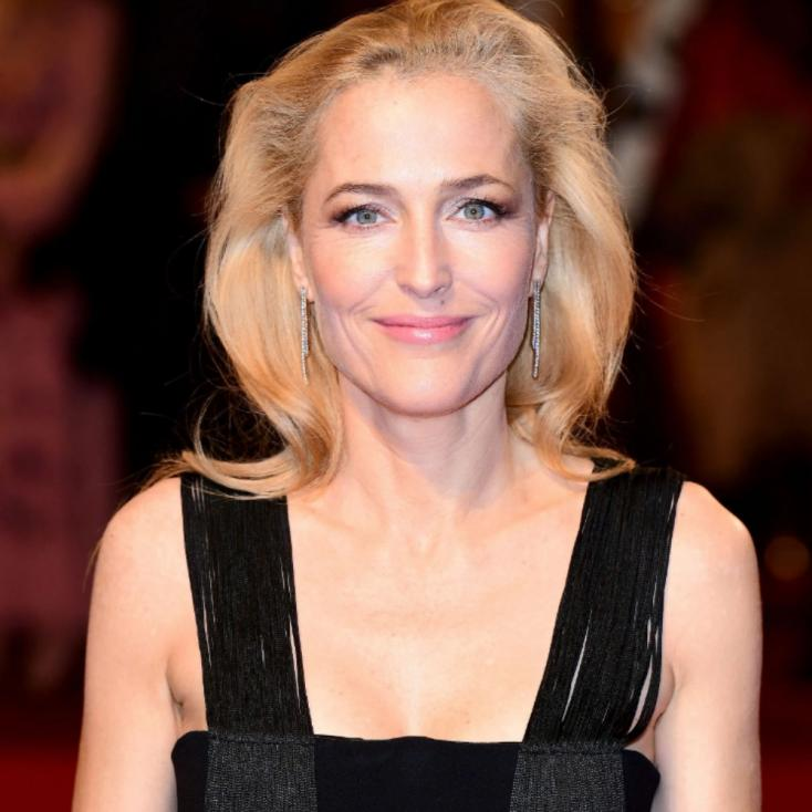 Gillian Anderson: 'It's Very Helpful For An Actor to Slightly Fall in Love With the Character You're Playing'