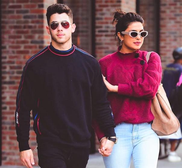 Nick Jonas Grooves To Pink Gulaabi Sky and Makes Priyanka Chopra's Day