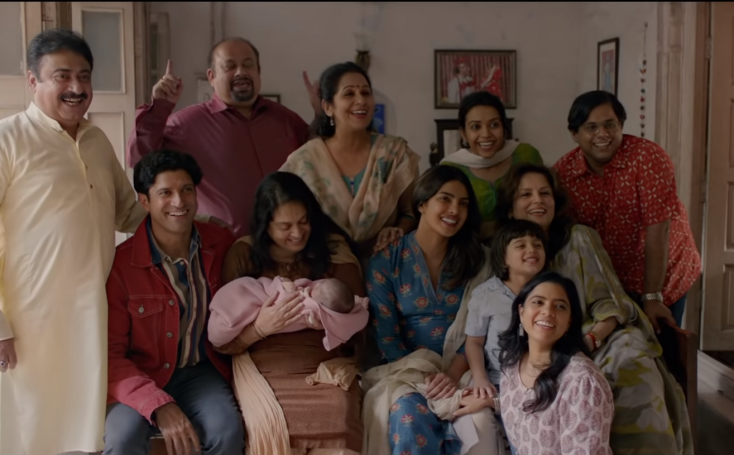 The Sky is Pink Trailer Review: Priyanka Chopra and Zaira Wasim Anchor a Painful Tale