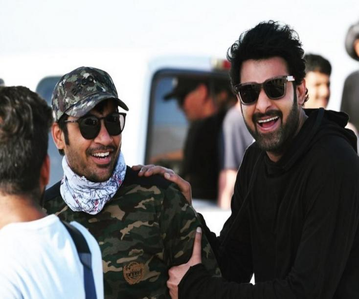 Prabhas' Saaho: Director Sujeeth Finally Responds to All the Criticism Being Directed at Him