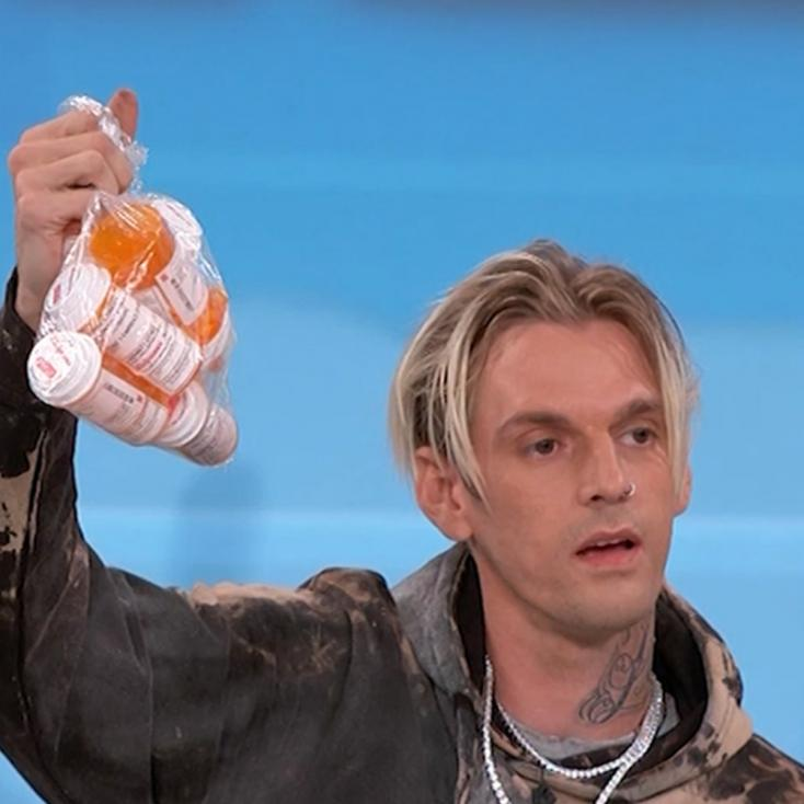 Aaron Carter Reveals He Is Dealing With Several Mental Health Issues