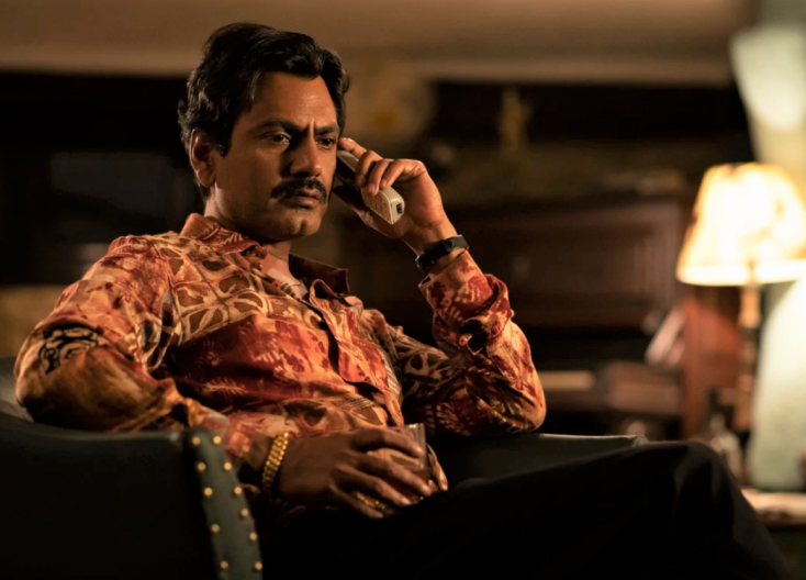 Nawazuddin Siddiqui Receives Appreciation from Paulo Coelho for Netflix Series Sacred Games