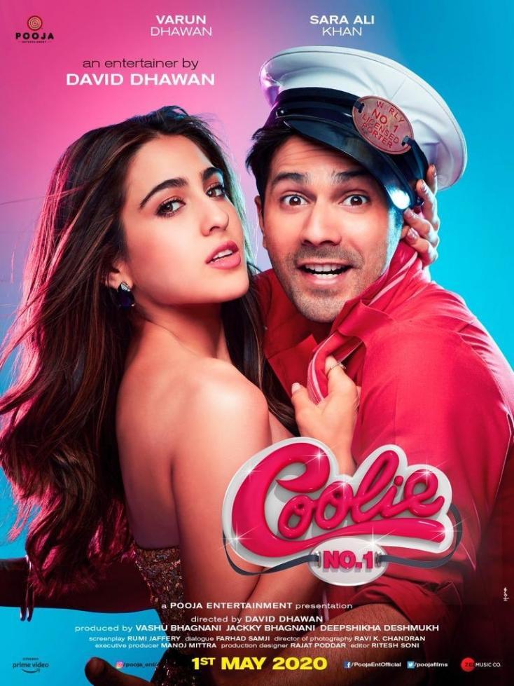Sara Ali Khan and Varun Dhawan's Coolie No 1 Incurred A Loss of INR 2 Crore
