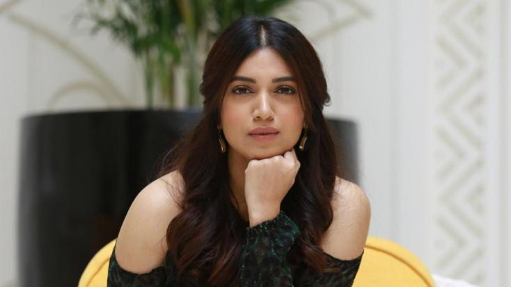 Bhumi Pednekar Posts Emotional Note on the Death of Her Grandfather