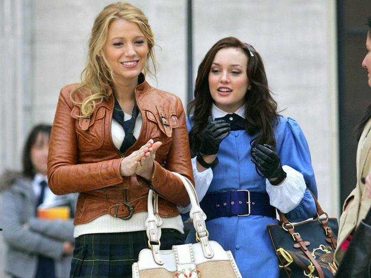 Blake Lively Shares a Throwback Photo with the Gossip Girl Co-Actress Leighton Meester From Emmy Awards 2010