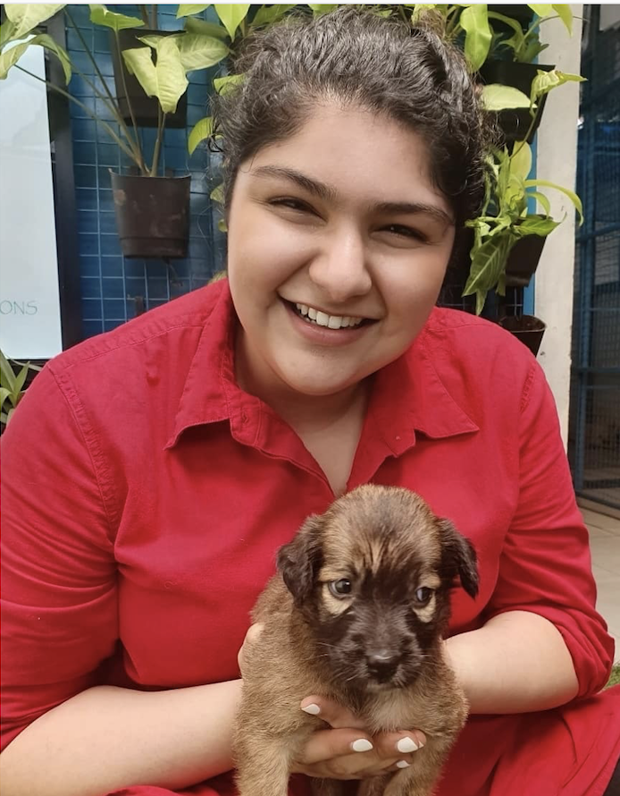 Anshula Kapoor and Kubra Sait Visit an Animal Shelter To Support Alia Bhatt's Campaign
