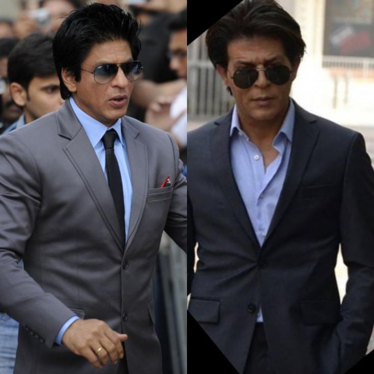 Shah Rukh Khan's Doppelganger Shocks Fans in Jordan