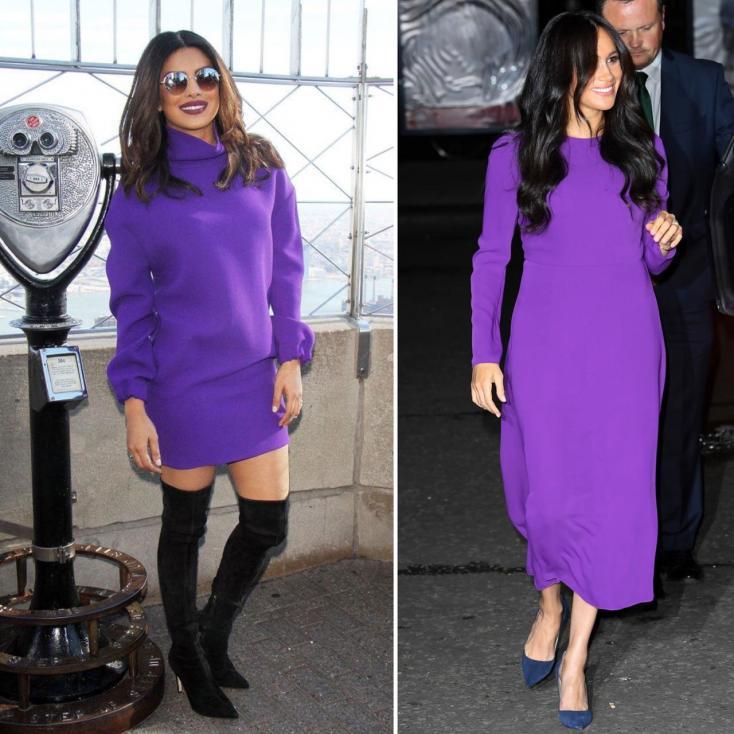 Did Priyanka Chopra, Meghan Markle Make This Colour Trend?