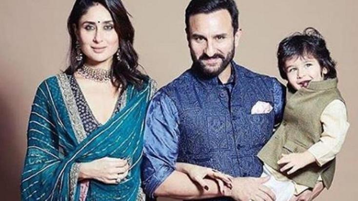 Kareena Kapoor Khan, Saif Ali Khan and Taimur Ali Khan Define the Family Goals Royally