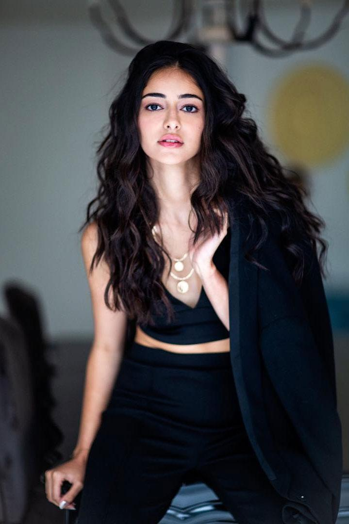 Ananya Panday Considers Herself the Luckiest Girl on Her 21st Birthday