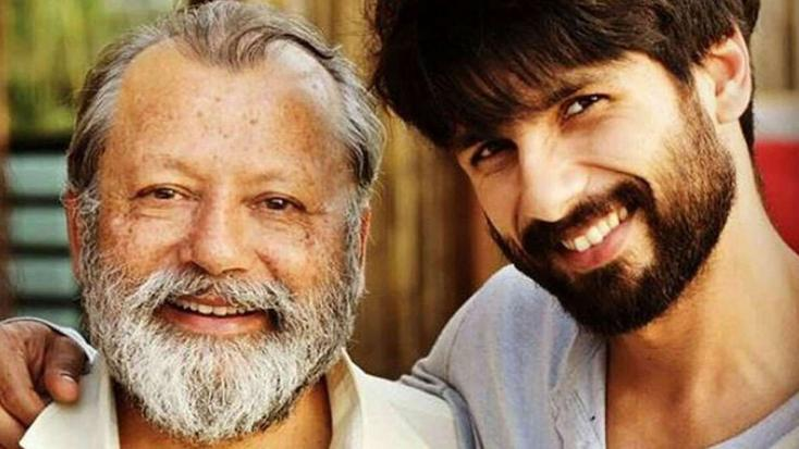 Shahid Kapoor's Father, Pankaj Kapur Believes His Son is the Best Actor of the Generation
