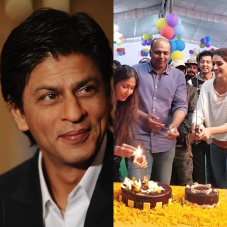 Shah Rukh Khan Wishes Ashutosh Gowariker and the Team of Panipat All the Best