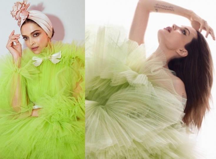 Angelina Jolie Takes Cue from Deepika Padukone's Fashion Choices